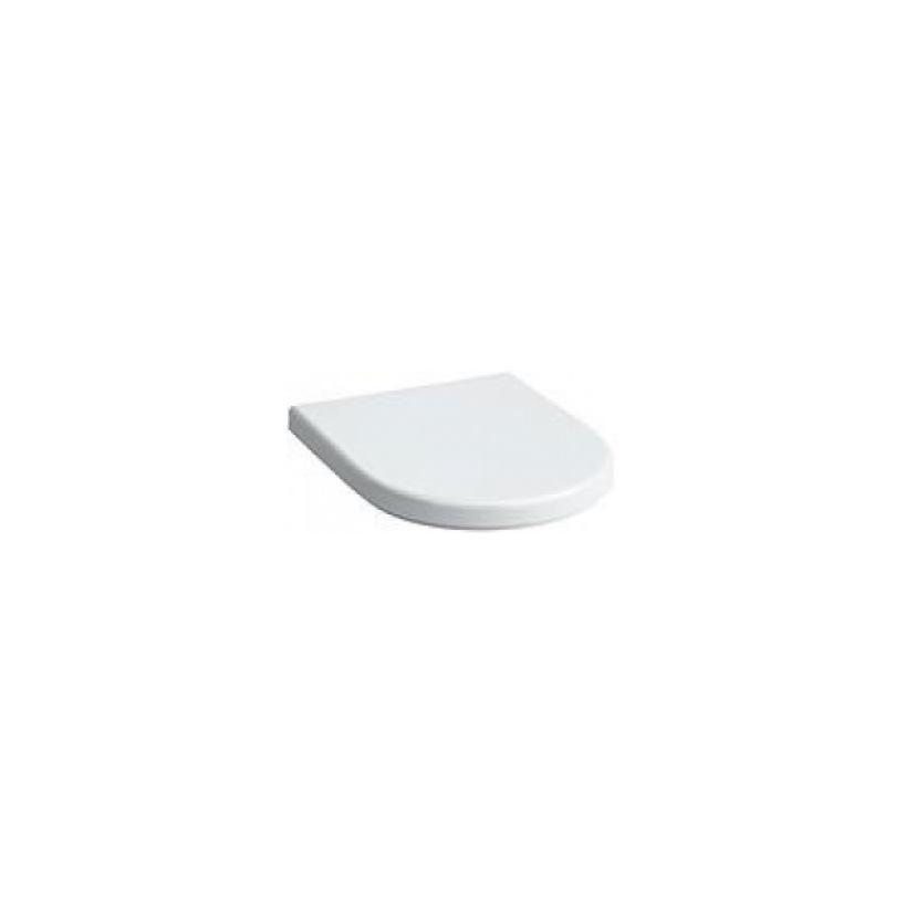Laufen Pro Sitz + Deckel a-weiß antibakt., abnehmb. 8969503000001