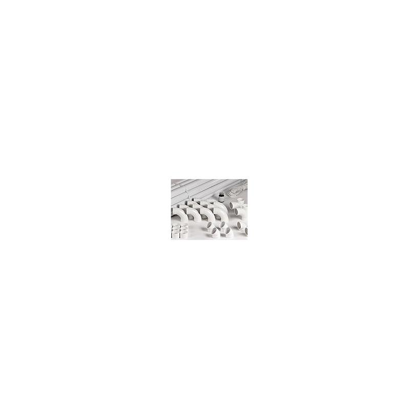 MAXXXCOMFORT AEG Einzelrohr 1,5meter für Zentralstaubsauganlage H24591