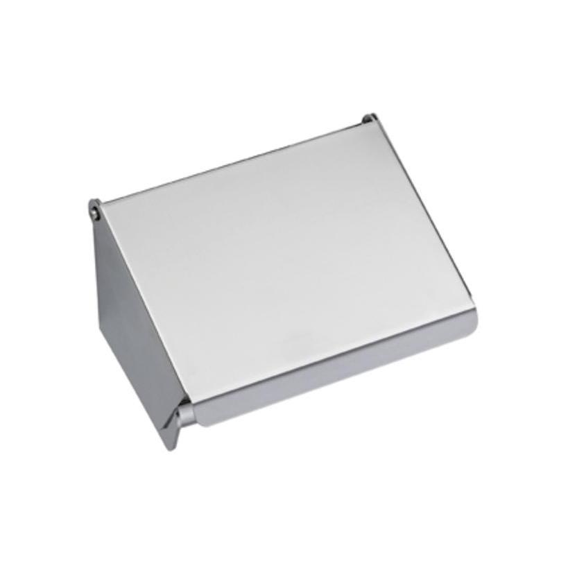 MKW Kunststofftechnik MKW Iris2 Papierrollenhalter verchromt I011-0000