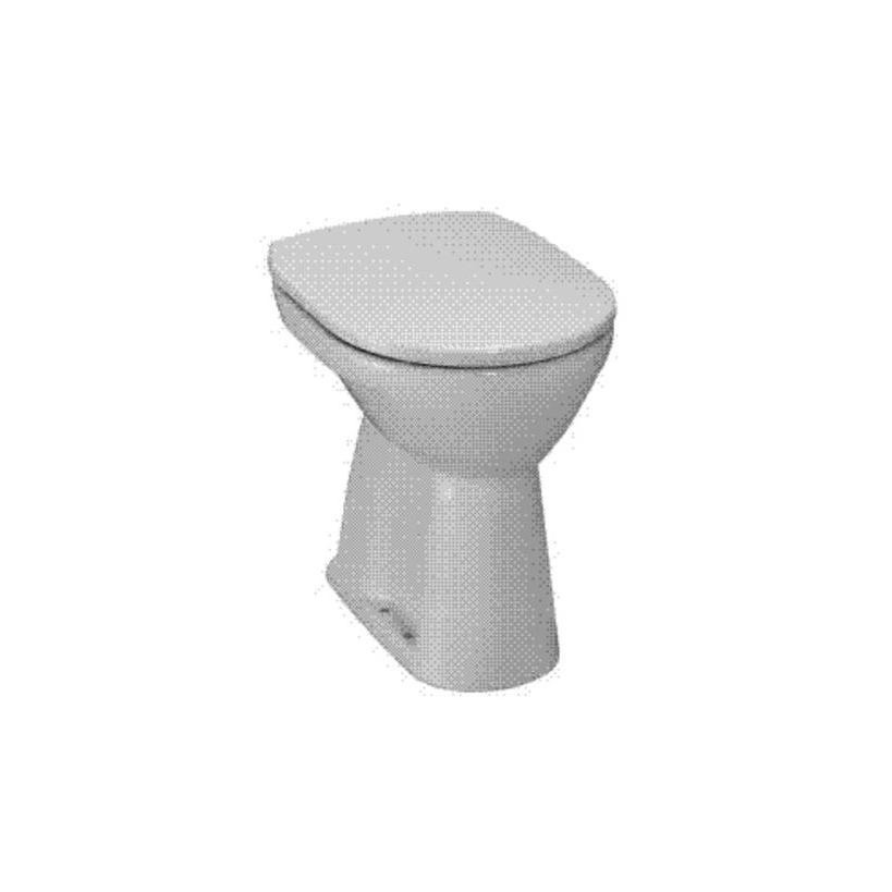Laufen Stand-WC PRO FS 6 Liter beige Abgang senkrecht EN 997 8259570180001