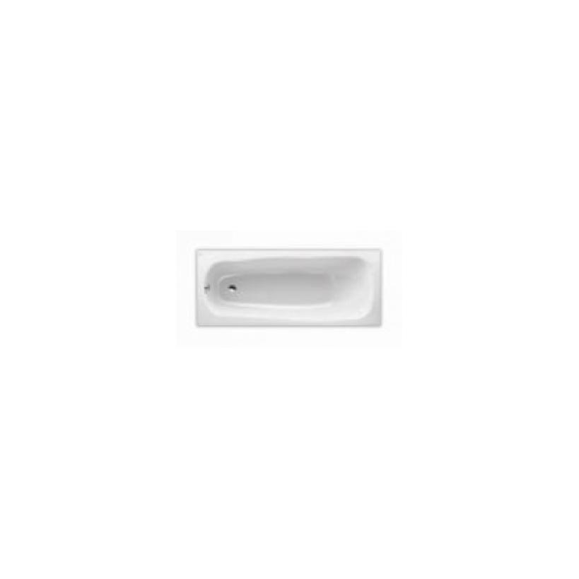 Polypex K 1700 Badewanne 170/70/40cm weiß 10721