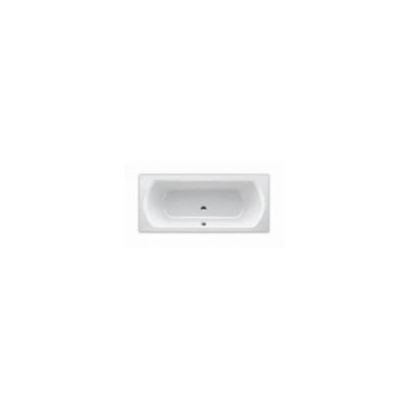 Polypex-Badewanne Er-Sie-Es 170x75 cm weiss 11021