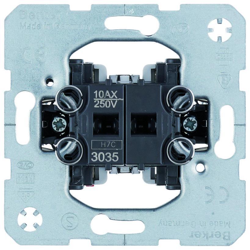 Siblik Elektrik GmbH & Co. KG Serienschalter  3035
