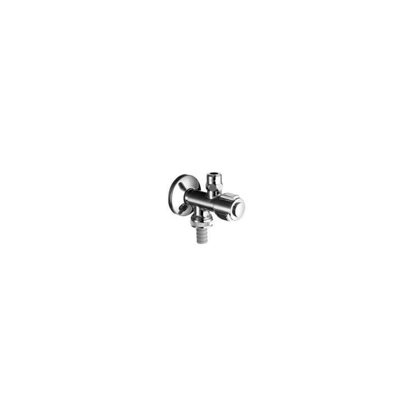 Schell-Doppelspindel-Eckventil Fig.03837 1/2' 038370699