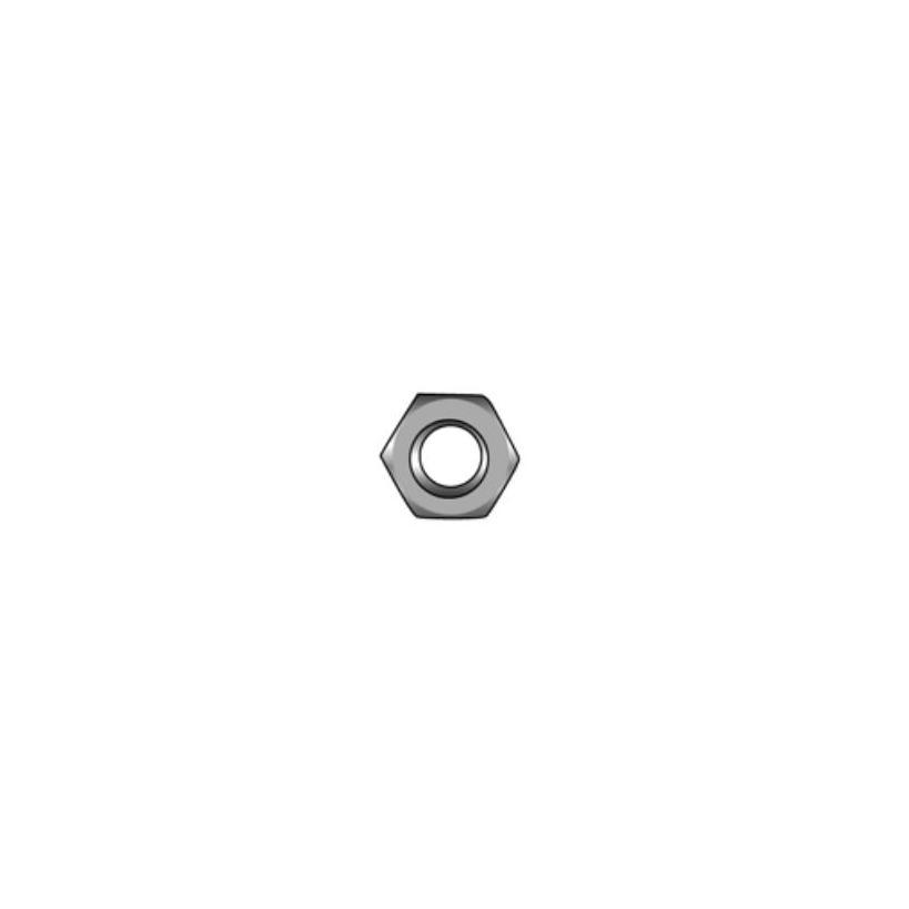 TOBSTEEL Niro Mutter DIN 934 A2 M 20  934220