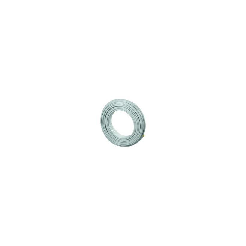 Uponor Unipipe PLUS Rohr 20x2,25 weiß, Ring 100m 1059579