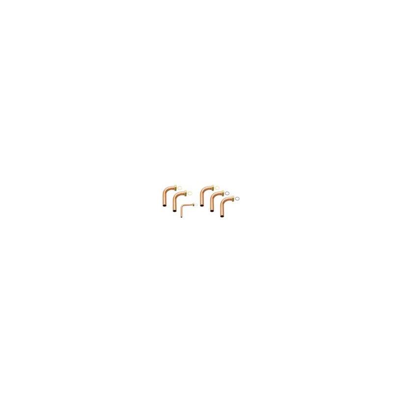 Vaillant Installations-Set 90° für flexoTHERM, für Inneneinheit 0020212716