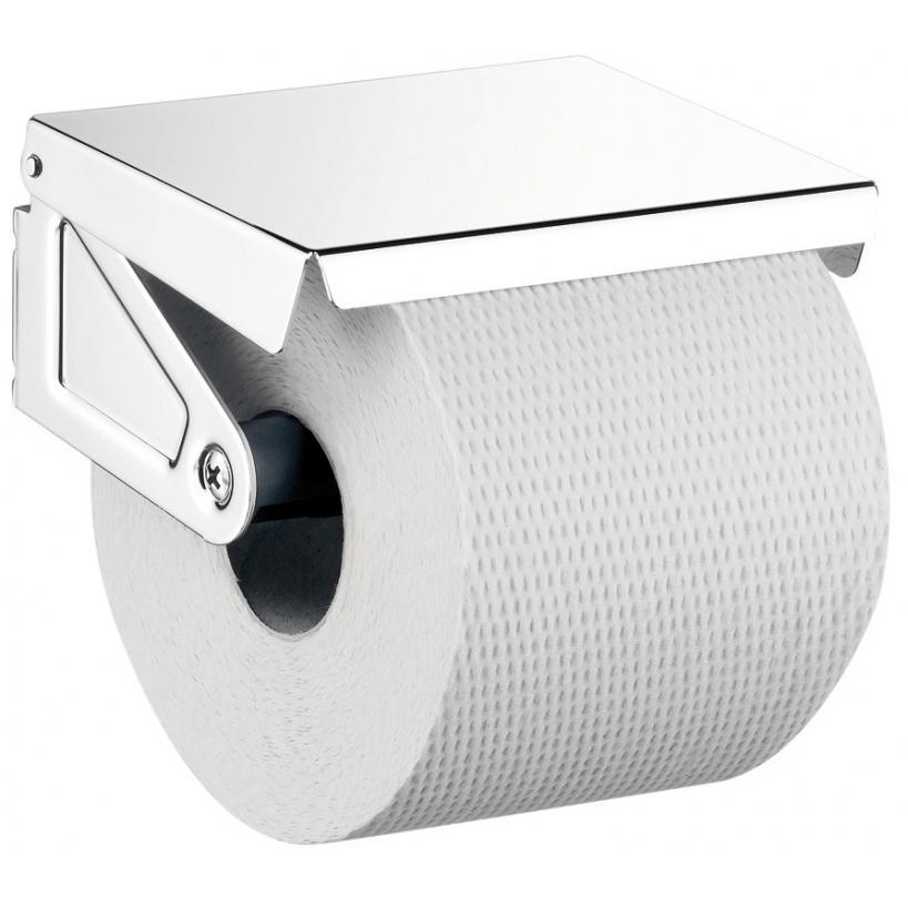 Alva aqua Alva Prisma Varia 1.0 Toilettenpapier- halter mit Deckel, chrom 010-8189