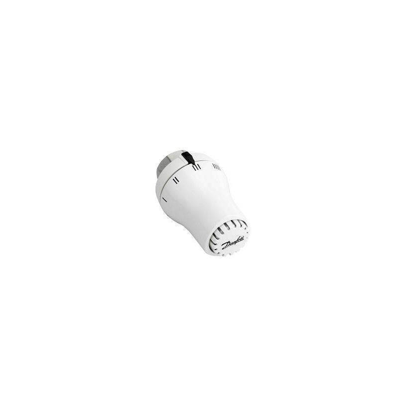 Alva alea ALVA ALEA Thermostatkopf M30x1,5 mit Nullabsperrung, RAL9016 013G5169