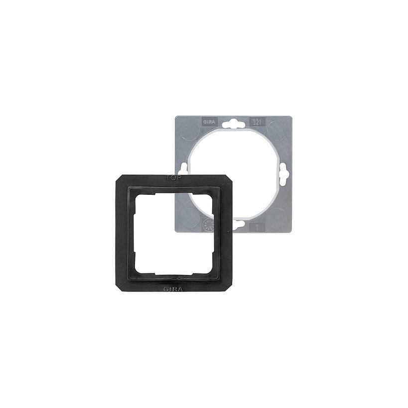 Dichtungsset IP44 für Steckdosen mit Klappdeckel Standard 55, E2 025227