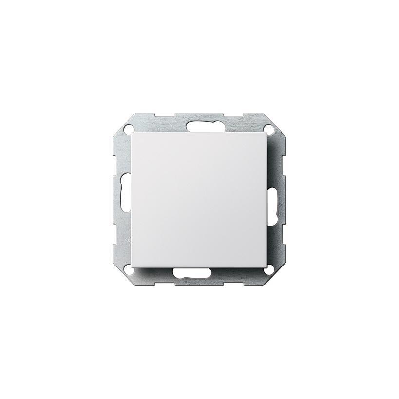 Blindabdeckung mit Tragring System 55 reinweiß glänzend 026803