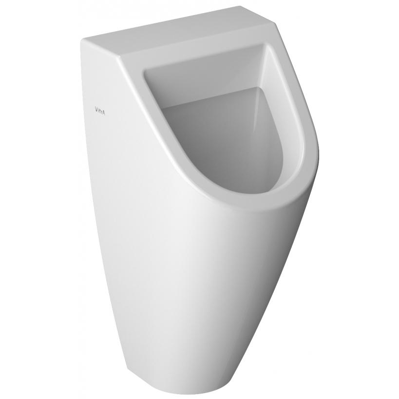 Alva aqua Alva Aqua Amoa Urinal Zulauf und Abgang hinten, Weiß 5462B003D0309