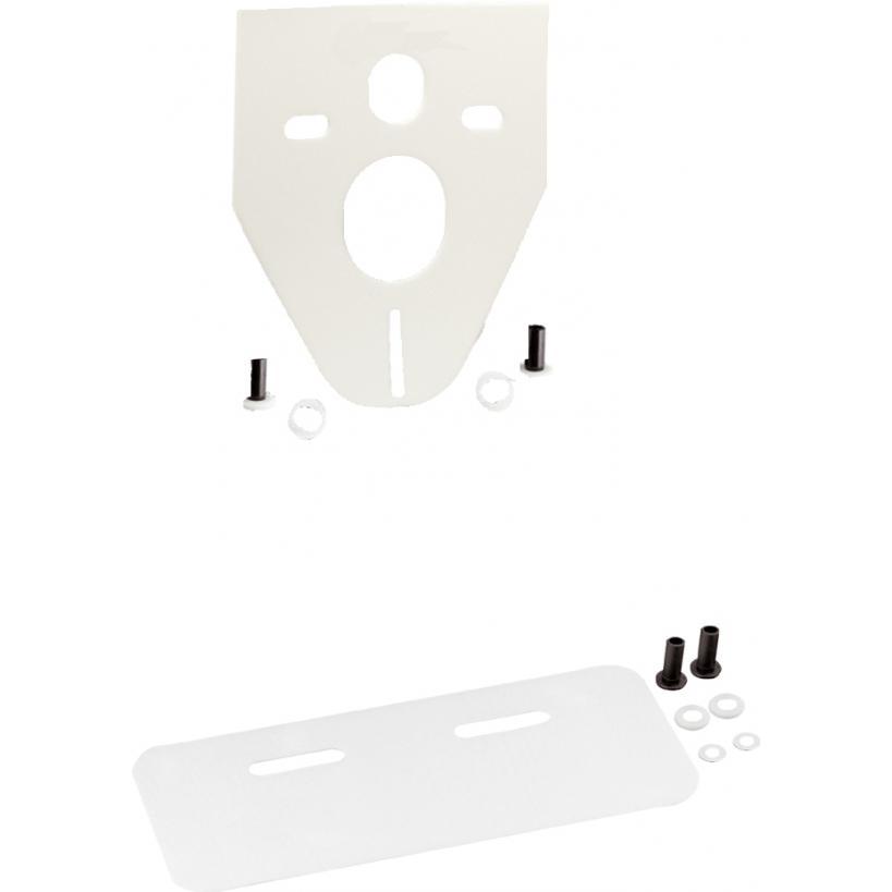 Alva alea ALVA ACTA Schallschutz-Set für Wand-WC, Bidet 7490