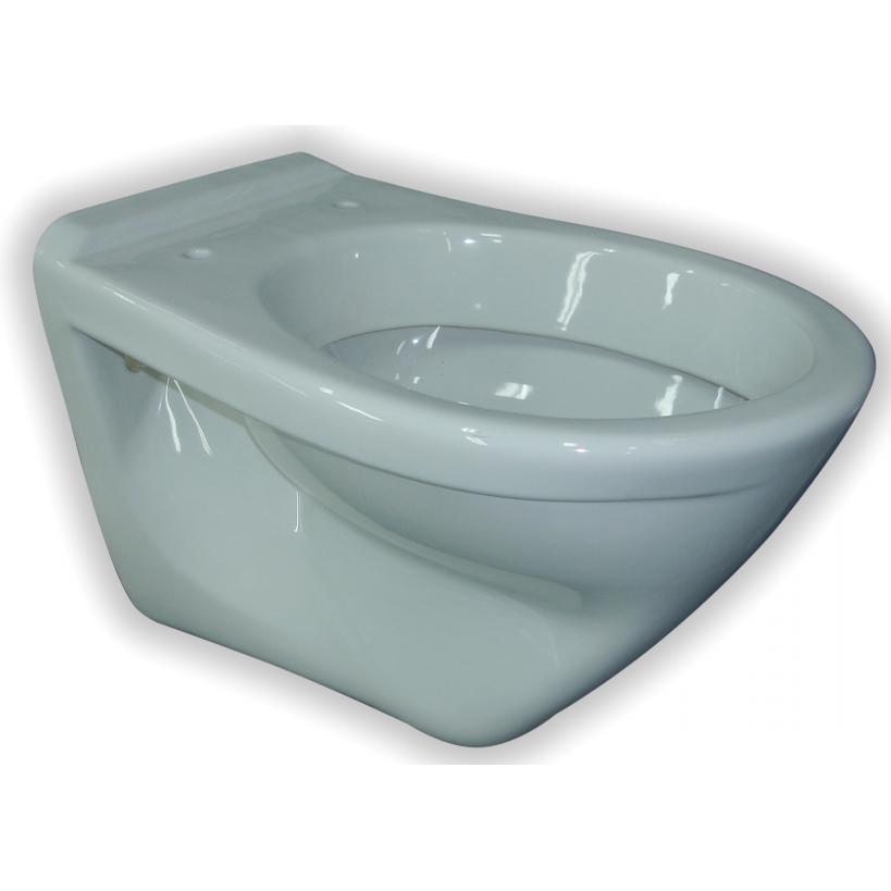 Alva aqua Alva Aqua Una Wand-WC Flachspüler Weiß 8.2022.8.000.000.1