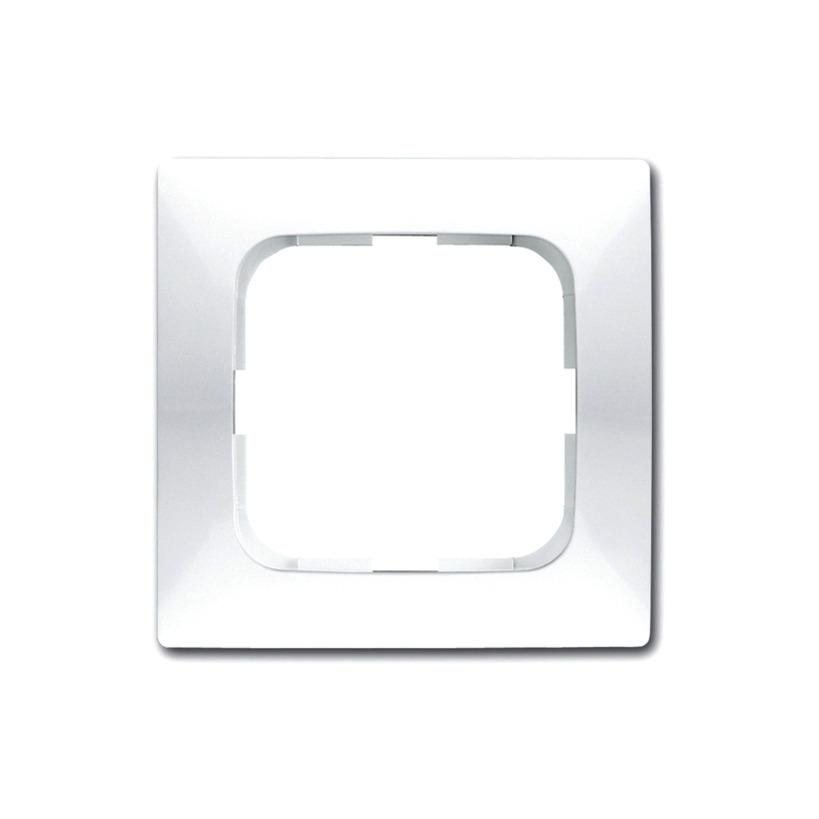 Rahmen 1-fach Reflex SI alpinweiß 2CKA001725A1474