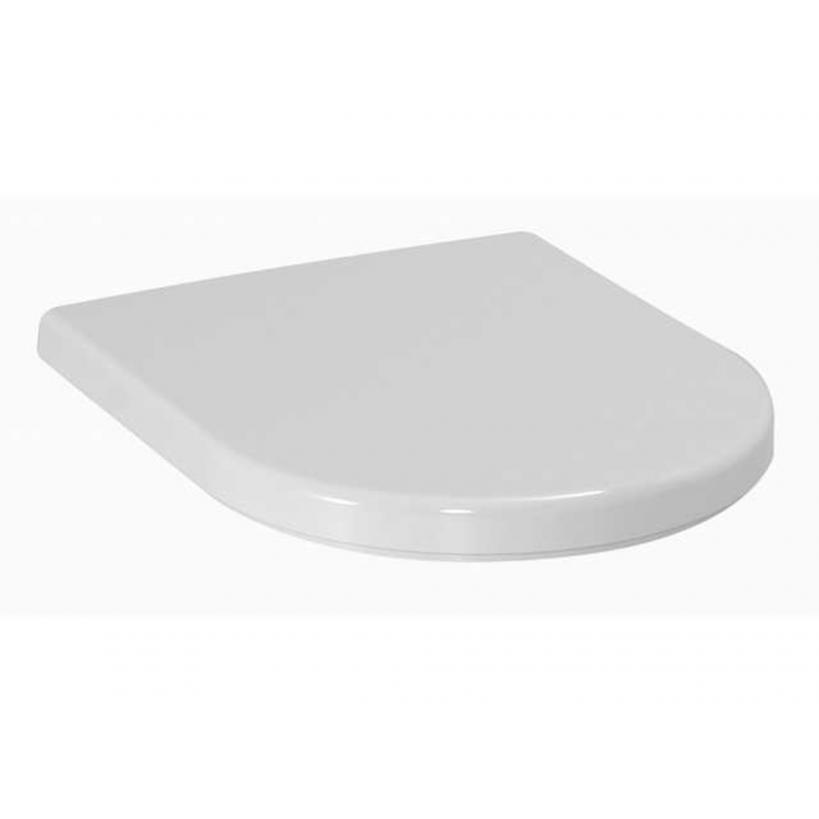 Laufen Pro WC-Sitz mit Deckel abnehmbar mit Absenkautomatik, weiß 8919513000031