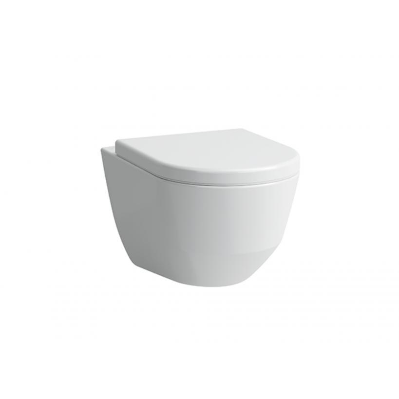 Laufen Wand Flachspül WC PRO weiß 8209590000001