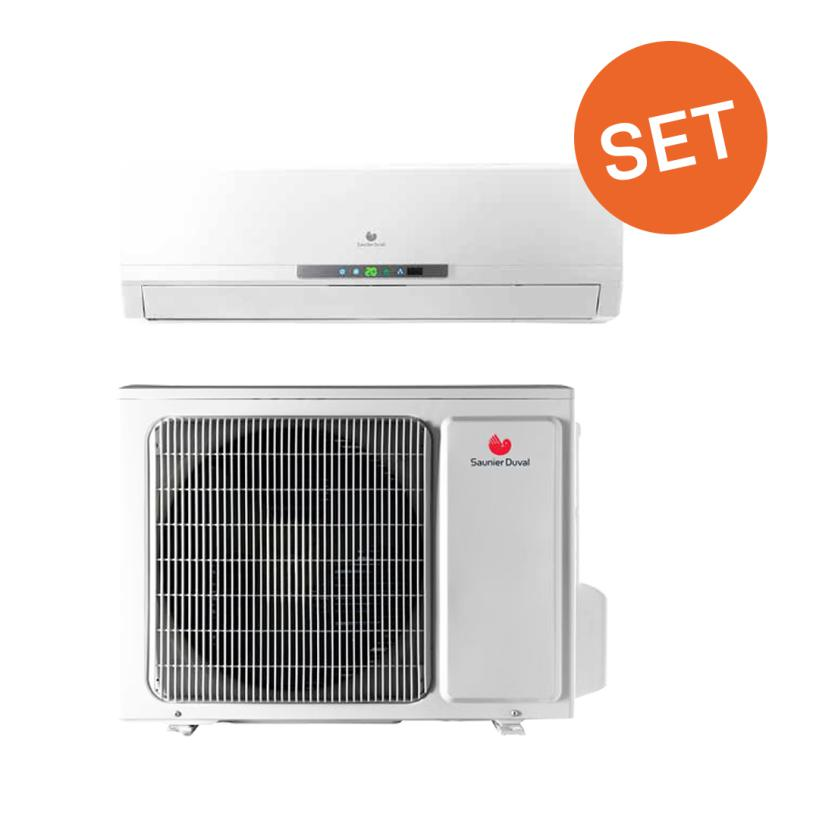 Saunier Duval Klimagerät Mono-Split 2,7 kW  SD0010014970N