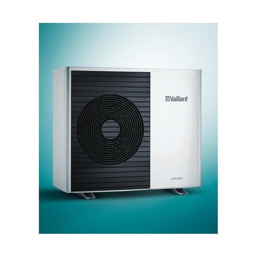 Vaillant Heizungswärmepumpe aroTHERM VWL 125/5 AS  Luft/Wasser Kältesplit 0010021623
