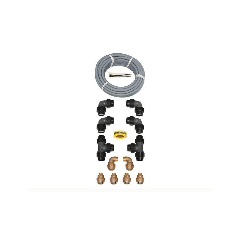 Vaillant Kit, Rohrverbindungsset DN50   0020087831