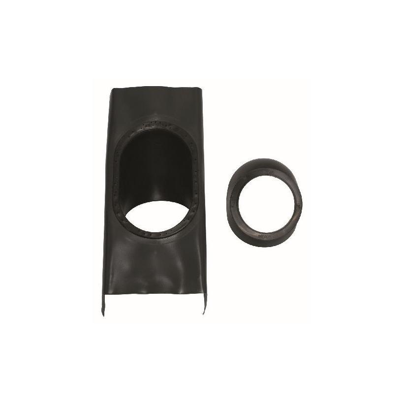 Vaillant Universalpfanne 25-50 Grad für Schrägdach, schwarz 0020064750