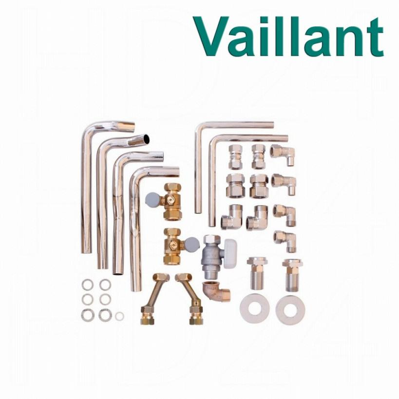 Vaillant VC/W-Installations-Set Austausch, Junkers auf eco/atmoTEC 0020201903