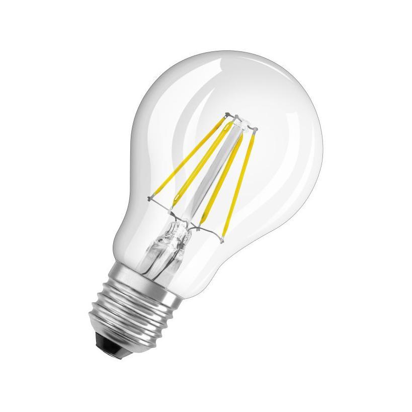 LED Classic AGL klar E27, 806lm, 2700K 42619089