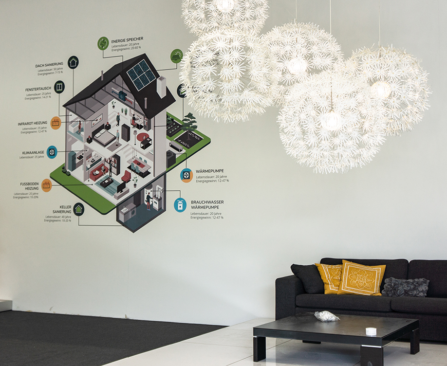 Hausfabrik easyGreen Energiezentrum