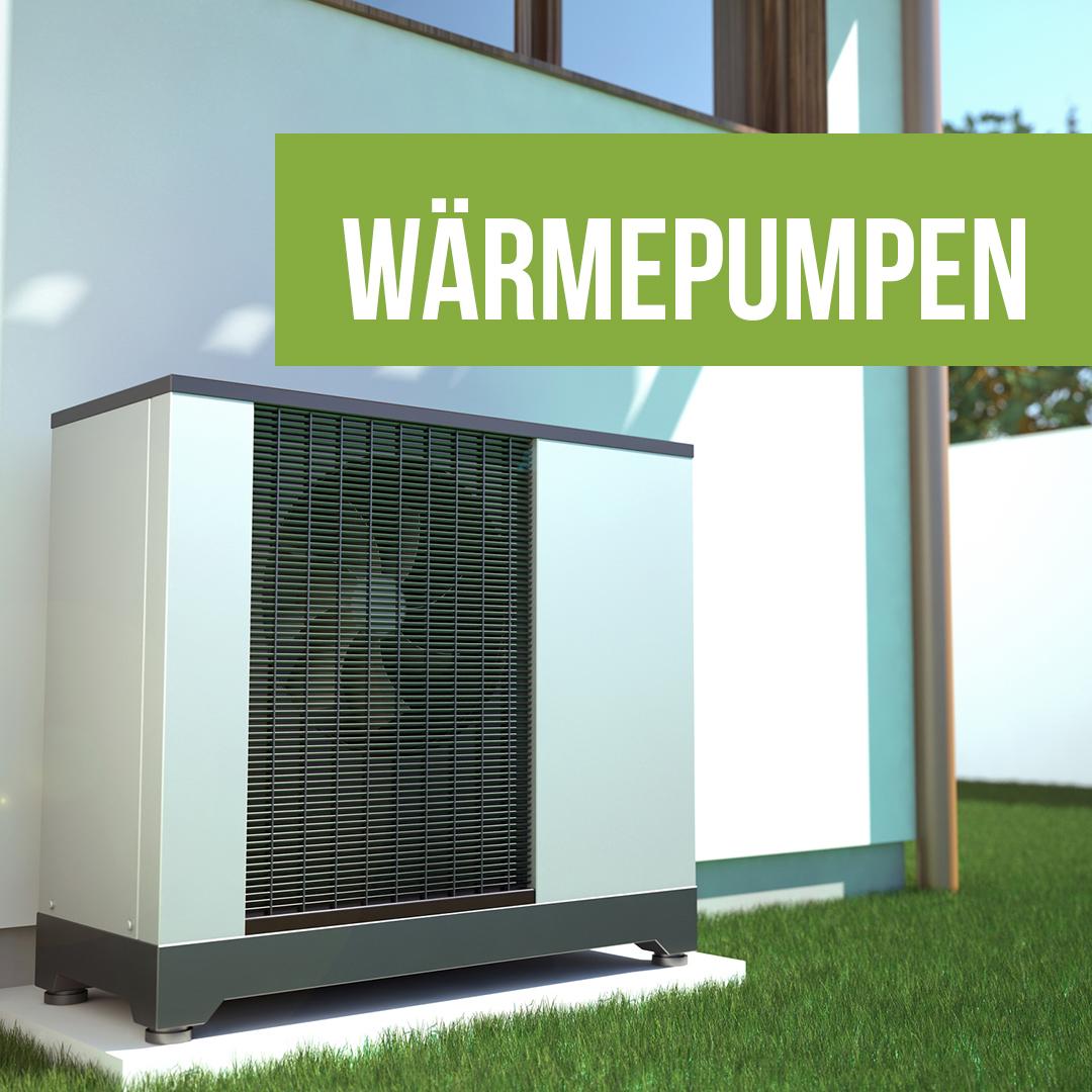 Wärmepumpen